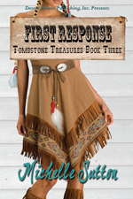 First Response (Tombstone Treasures #3)