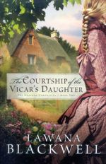 The Courtship of the Vicar's Daughter (The Gresham Chronicles #2)