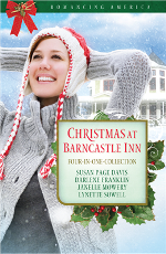 Christmas at Barncastle Inn (Romancing America)