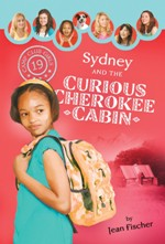 Sydney and the Curious Cherokee Cabin (Camp Club Girls #19)