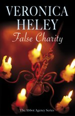 False Charity (Abbott Agency Mystery #1)