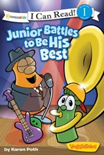 Junior Battles to Be His Best (VeggieTales)
