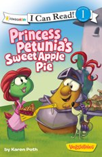 Princess Petunia's Sweet Apple Pie (VeggieTales)