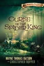 Curse of the Spider King (Berinfell Prophecies #1)