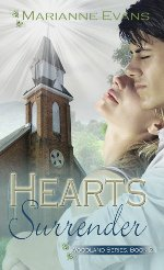 Hearts Surrender (Woodland Series #2)