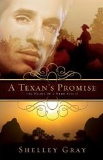 A Texan's Promise (The Heart of a Hero #1)