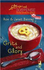 Grits and Glory (Glory, North Carolina Cozy Mystery Series #3)