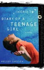 Falling Up (Diary of a Teenage Girl: Kim #3)