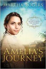 Amelia's Journey (Winds Across the Prairie prequel)