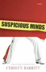 Suspicious Minds (Squeaky Clean Mysteries #2)