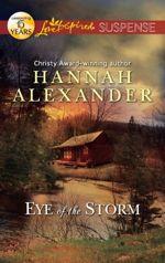 Eye of the Storm (Love Inspired Suspense)