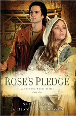 Rose's Pledge (Daughters of Harwood House #1)