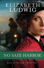 No Safe Harbor (Edge of Freedom #1)