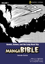 Names, Games, and the Long Road Trip (Manga Bible #1)