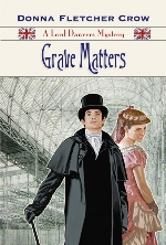 Grave Matters (The Lord Danvers Mysteries #2)