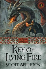 Key of Living Fire (Sword of the Dragon #2)