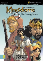 The Coming Storm (Kingdoms: A Biblical Epic #1)
