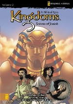 Scions of Josiah (Kingdoms: A Biblical Epic #2)