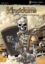 Valley of Dry Bones (Kingdoms: A Biblical Epic #4)
