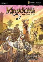 Hope from Persia (Kingdoms: A Biblical Epic #7)