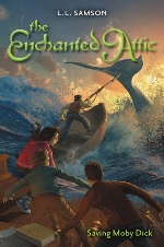 Saving Moby Dick (Enchanted Attic #2)