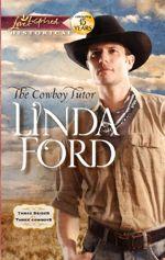The Cowboy Tutor (Three Brides for Three Cowboys)