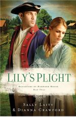 Lily's Plight: Daughters of Harwood House #3