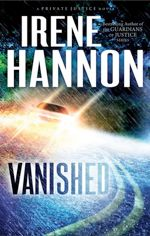 Vanished (Private Justice #1)
