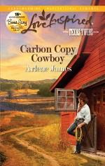 Carbon Copy Cowboy: Texas Twins