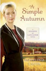 A Simple Autumn (Seasons of Lancaster County #3)