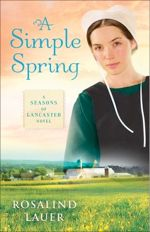 A Simple Spring (Seasons of Lancaster County #2)