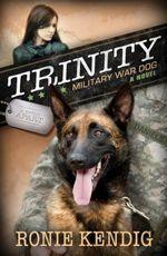 Trinity: Military War Dog (A Breed Apart #1)