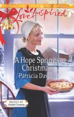 A Hope Springs Christmas (Brides of Amish Country)