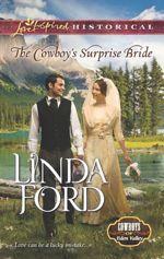 The Cowboy's Surprise Bride (Cowboys of Eden Valley)