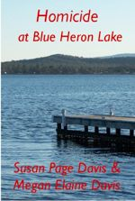 Homicide at Blue Heron Lake (Mainely Murder Mysteries #1)