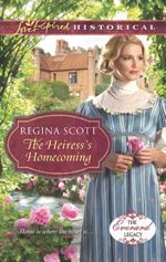 The Heiress's Homecoming (The Everard Legacy)