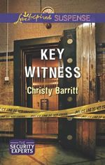 Key Witness (The Security Experts)