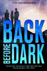 Back Before Dark (Code of Silence #2)