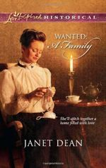 Wanted: A Family (Love Inspired Historical)