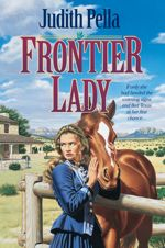 Frontier Lady (Lone Star Legacy #1)