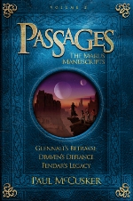 Passages: Volume 2 (The Marus Manuscripts 4-6)