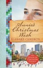 Annie's Christmas Wish (Quilts of Lancaster County #4)