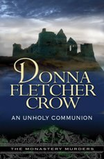 An Unholy Communion (The Monastery Murders #3)