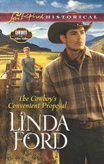 The Cowboy's Convenient Proposal (Cowboys of Eden Valley)