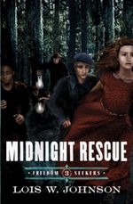Midnight Rescue (Freedom Seekers #3)