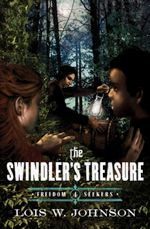 The Swindler's Treasure (Freedom Seekers #4)