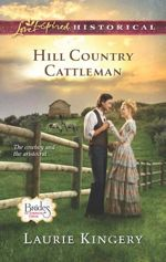 Hill Country Cattleman (Brides of Simpson Creek)