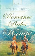 Romance Rides the Range (Truly Yours Digital Editions)