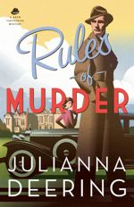 Rules of Murder (A Drew Farthering Mystery #1)