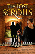 The Lost Scrolls (Jonathon Munro #1)